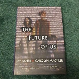"""3 for $15 Books!!! """"The Future of Us"""""""
